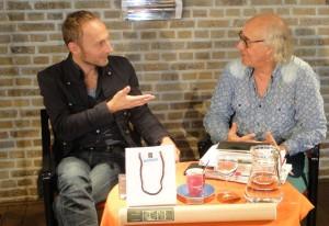 Stijn Vranken in gesprek met Eddy Bonte van Radio68 lowres76