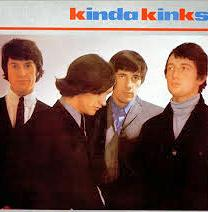 Kinks KindaKinks LP