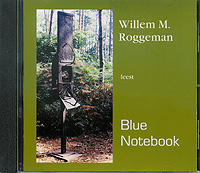 Willem M Roggeman BlueNotebook cd