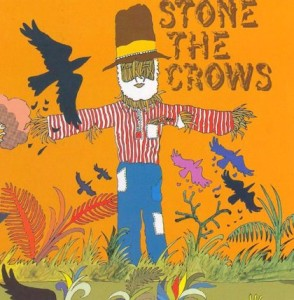 Stone the Crows 1stLP cover