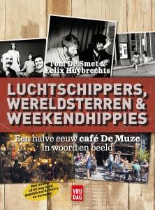 Muze boek cover Luchtschippers