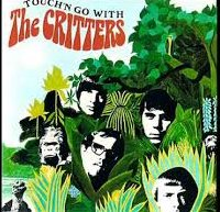 The Critters psych cd cover