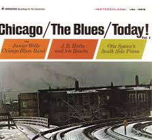 Chicago the blues today LP