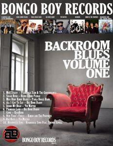 Bongo Backroom Blues Poster vol 1 LR