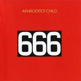 AphroditesChild 666 ront