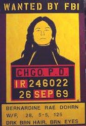 Bernardine Dohrn Wanted