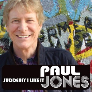 Paul Jones Suddenly I like It cdEDIT