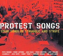 ProtestSongs  Struggle And Strife cdcover