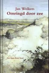jan wolkers omringd door zee cover