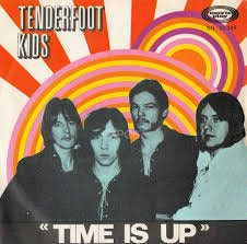 Tenderfoot Kids Time Is Up cover