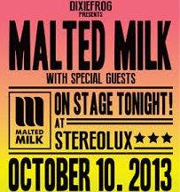 Malted Milk OnStage
