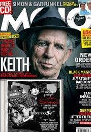 Keith Richards Mojo Sept 2015