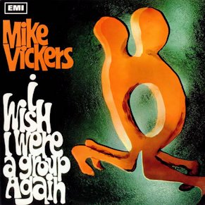 Mike-Vickers I Wish LP cover