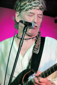 Pete Hammerton of The Others, Eel Pie 2014, pic Eddy Bonte, all rights reserved