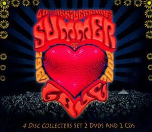 Summer of Love 40th cd cover