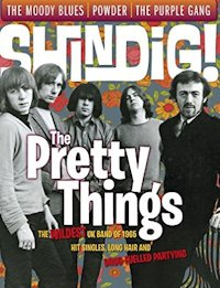 Pretty THings Shindig COver _