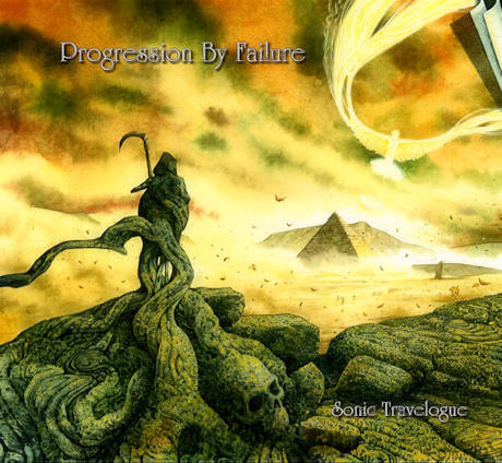 Progression By Failure - Sonic Travelogue