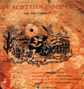 JAN CAMPERt 18 Dooden cd cover