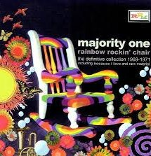 Majority One Rainbow Rockin' Chair cd