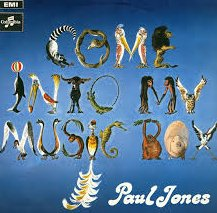 Paul Jones LP Musix Box