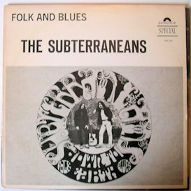 SUBTERRANEANS LP cover