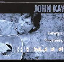john kay heretics and privateers cd cover