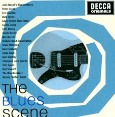 DECCA The Blues Scene CD