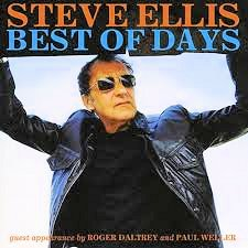 STEVE ELLIS Best Of Days cover