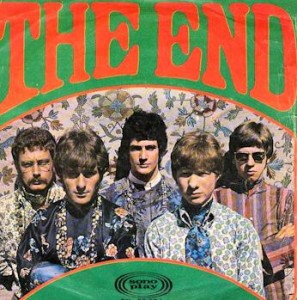 THE END Loving singlecover