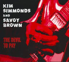 Kim Simmonds Devil cover