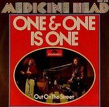 Medicine Head Oneandine cover