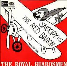 Royal Guardsmen Snoopy