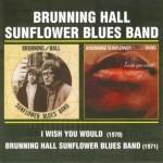 Brunning Hall Sunflower Blues Band cd