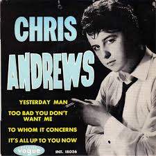 Chris Andrews EP cover