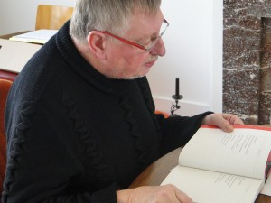 Roger De Neef leest voor Indianen DSC09191