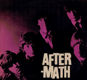 Rolling Stones aftermath UK cover
