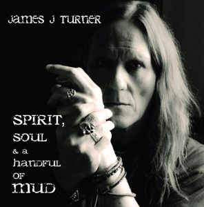 James J Turner cd cover Spirit lowres