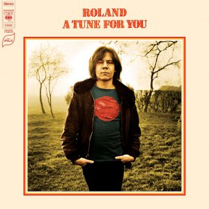 Roland A Tune For You frontcover. Lowresjpg