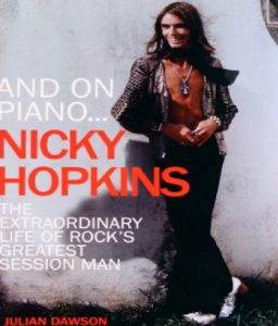 Nicky Hopkins book cover